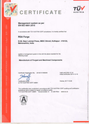 ISO-CERTIFICATE-9001-2015